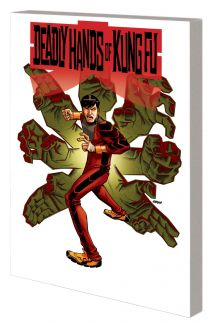 Deadly Hands of Kung Fu: Out of the Past (Trade Paperback)