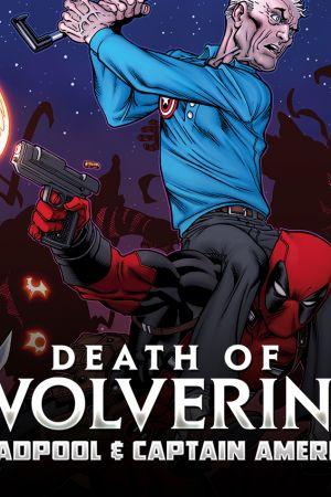 Death of Wolverine: Deadpool & Captain America (2014)