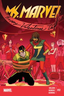 Image result for Ms. Marvel Issue 12