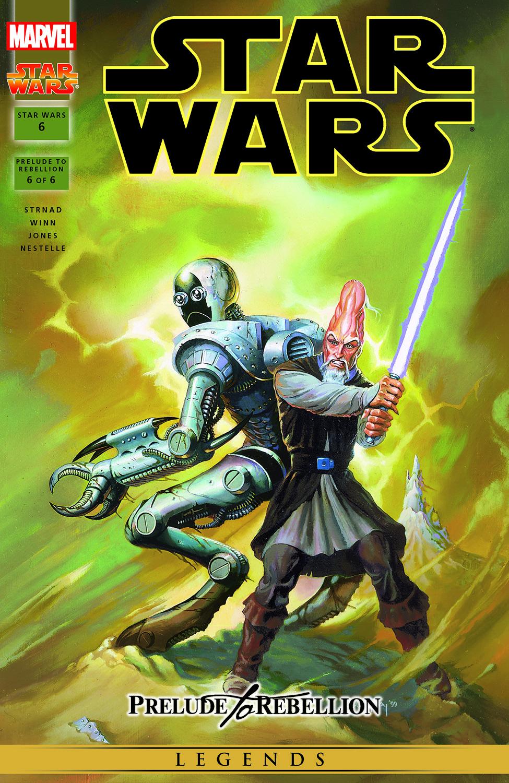 Star Wars (1998) #6