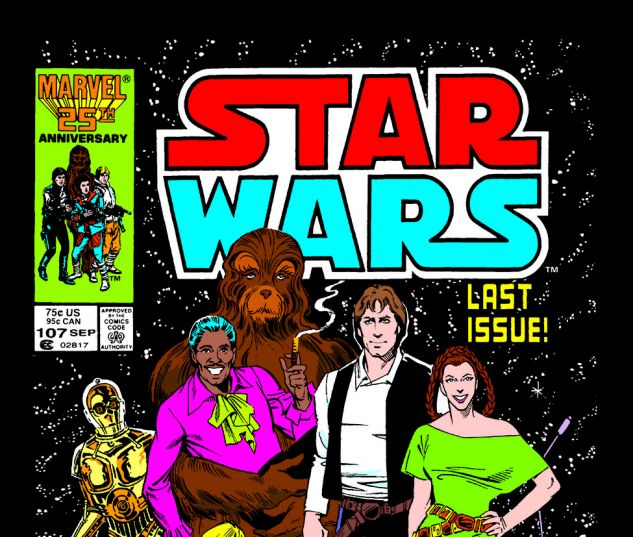 Star Wars (1977) #107