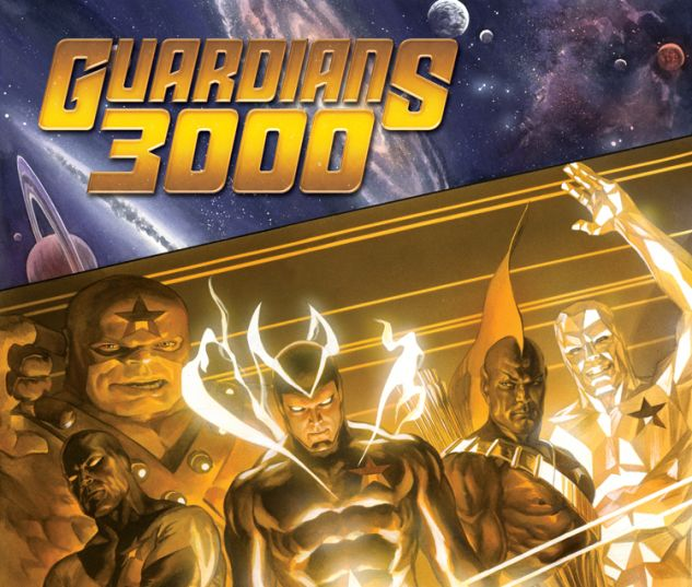 GUARDIANS 3000 6 (WITH DIGITAL CODE)