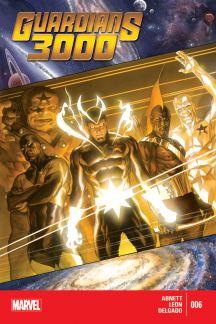 Guardians 3000 (2014) #6