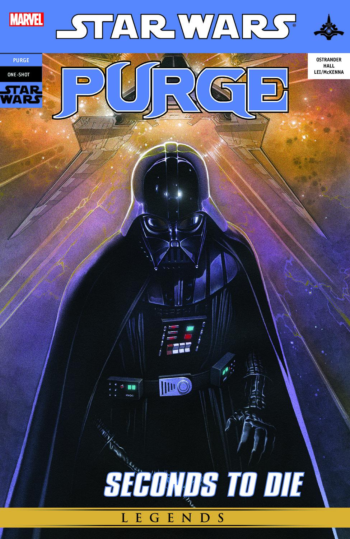 Star Wars: Purge - Seconds To Die (2009) #1