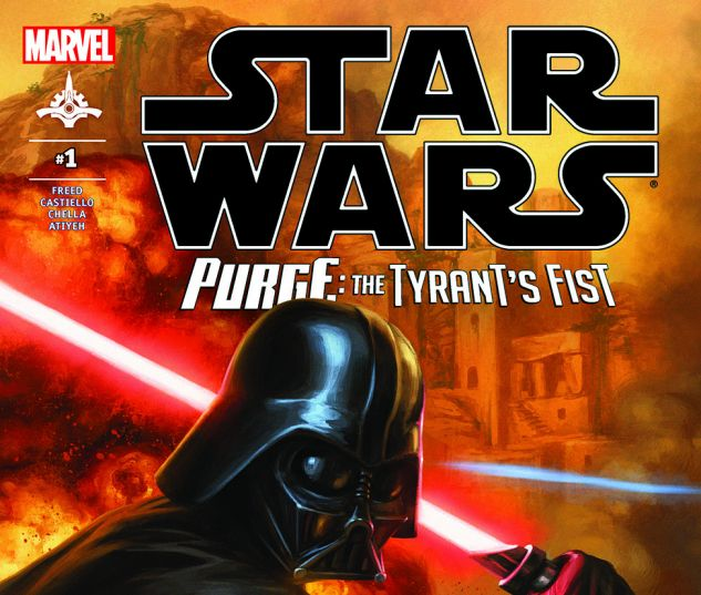 Star Wars: Purge - The Tyrant'S Fist (2012) #1