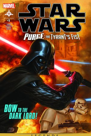 Star Wars: Purge - The Tyrant'S Fist #1