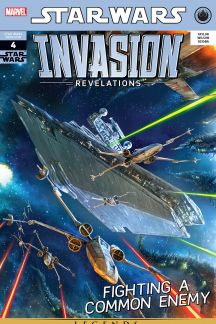 Star Wars: Invasion - Revelations #4
