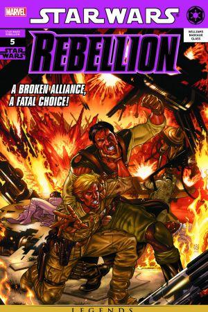 Star Wars: Rebellion (2006) #5