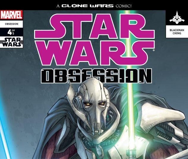 Star Wars: Obsession (2004) #4