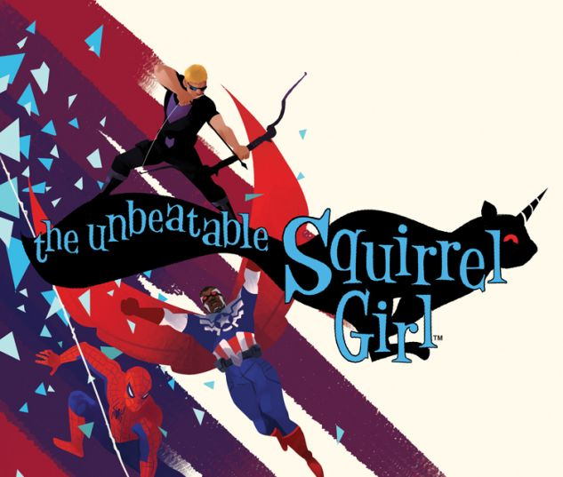THE UNBEATABLE SQUIRREL GIRL 7 (WITH DIGITAL CODE)