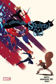 The Unbeatable Squirrel Girl #7