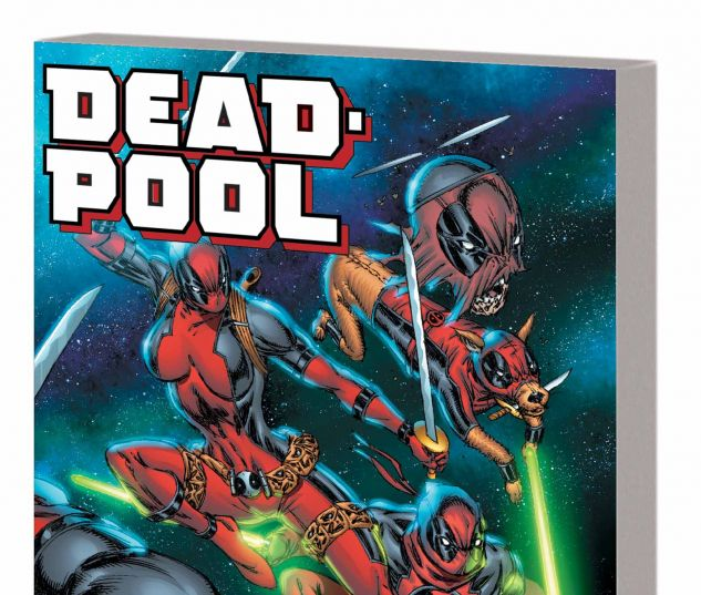 DEADPOOL CLASSIC VOL. 12: DEADPOOL CORPS TPB