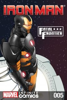 Iron Man: Fatal Frontier Infinite Comic #5