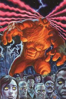 Contest of Champions (2015) #1 (Brereton Kirby Monster Variant)