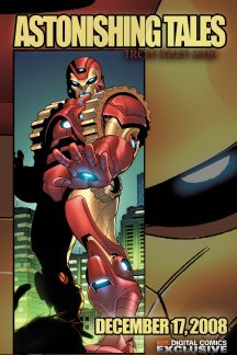 Astonishing Tales: Iron Man 2020 Digital Comic #1