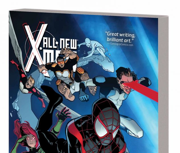 ALL-NEW X-MEN VOL. 6: THE ULTIMATE ADVENTURE TPB (MARVEL NOW)