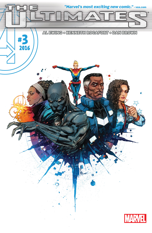 Ultimates (2015) #3