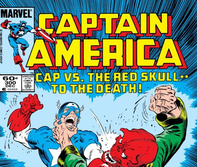 Captain America (1968) #300