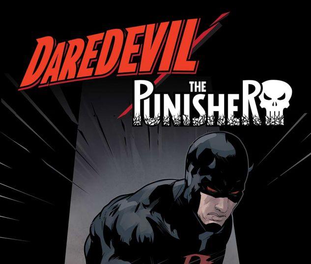 cover from Daredevil/Punisher: TBD Infinite Comic (2016) #7