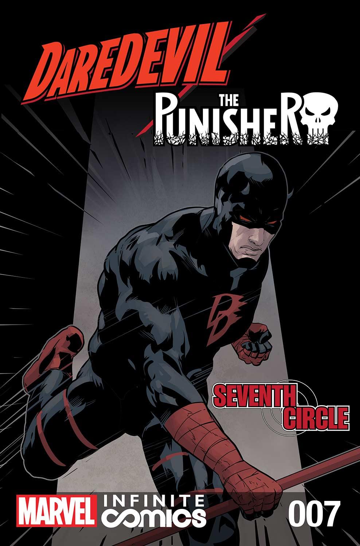 DAREDEVIL/PUNISHER: SEVENTH CIRCLE INFINITE COMIC (2016) #7