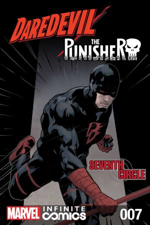 DAREDEVIL/PUNISHER: SEVENTH CIRCLE INFINITE COMIC #7