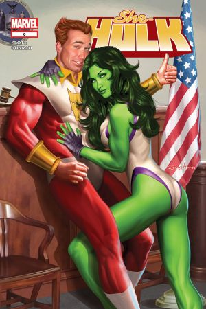 SHE-HULK VOL. 4: LAWS OF ATTRACTION TPB (Trade Paperback)
