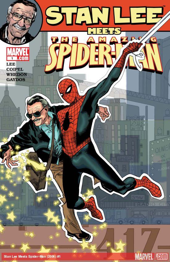 Stan Lee Meets Spider-Man (2006) #1