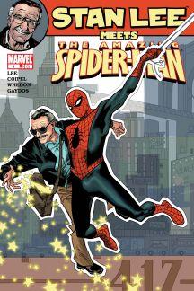 Stan Lee Meets Spider-Man #1