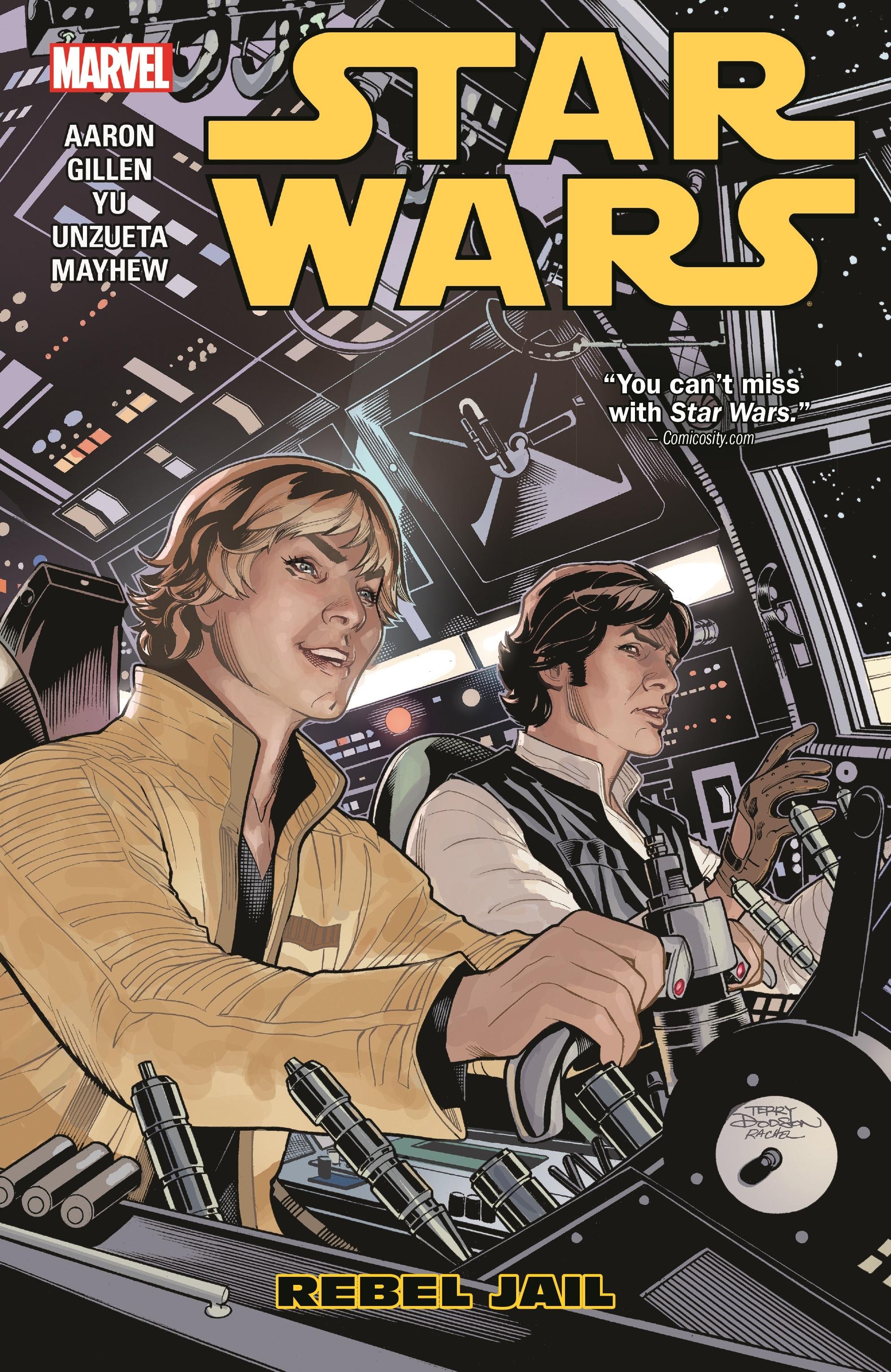 Star Wars Vol. 3: Rebel Jail (Trade Paperback)