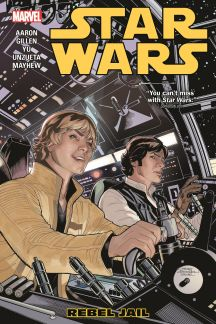 Star Wars Vol. 3: Rebel Jail (Trade Paperback)