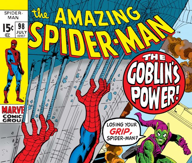 Amazing Spider-Man (1963) #98