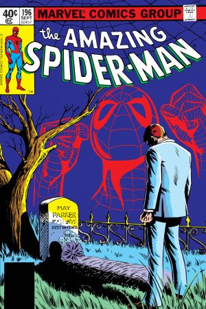The Amazing Spider-Man (1963) #196