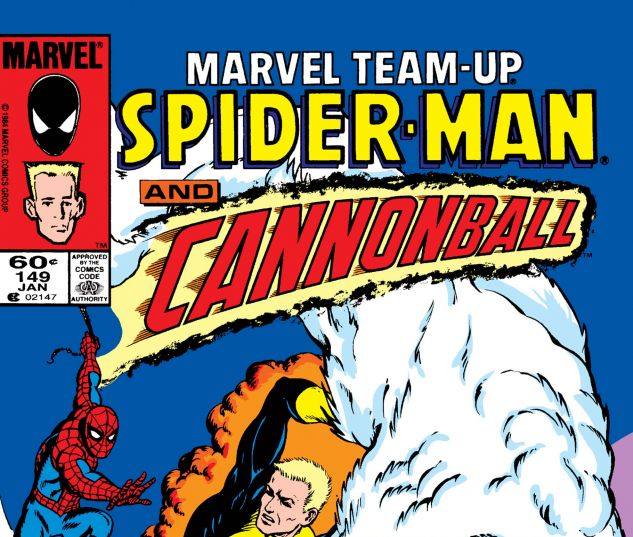 MARVEL TEAM-UP (1972) #149