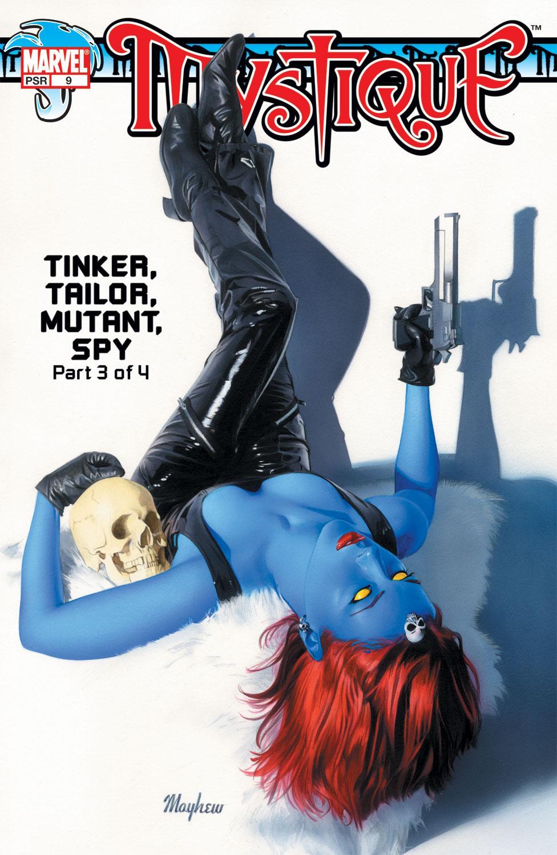 Mystique (2003) #9