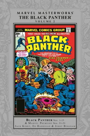 Marvel Masterworks: The Black Panther Vol. 2 (Hardcover)