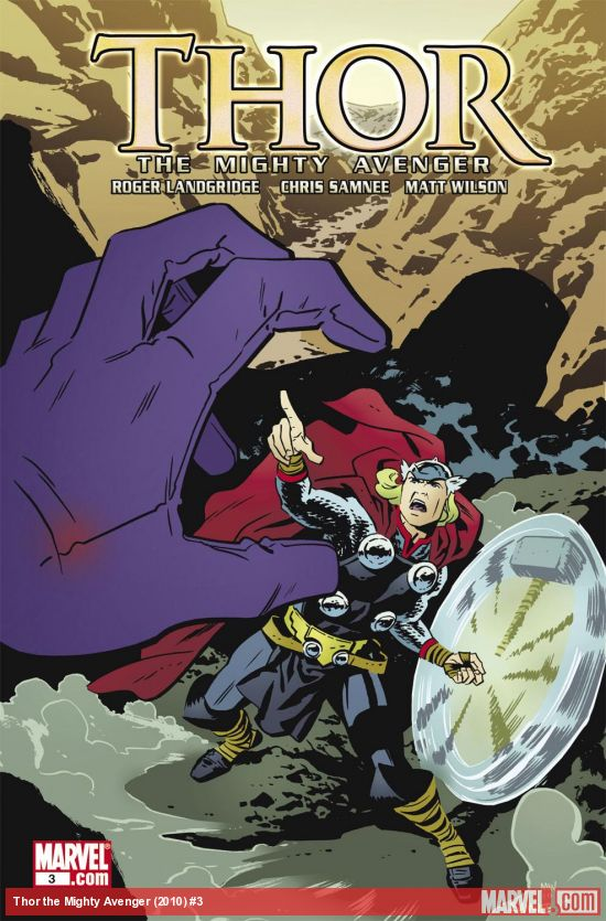 Thor the Mighty Avenger (2010) #3