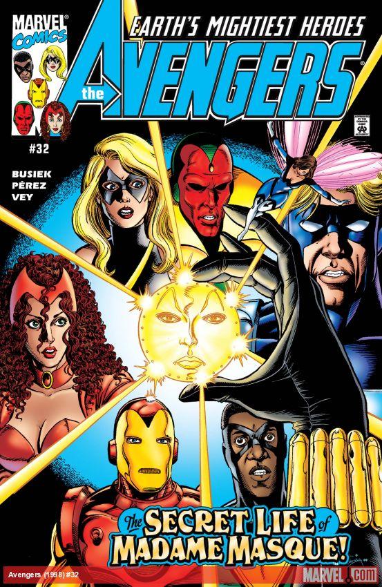 Avengers (1998) #32