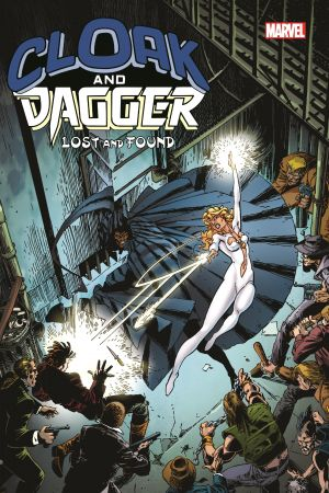 Cloak and Dagger: Lost and Found (Trade Paperback)