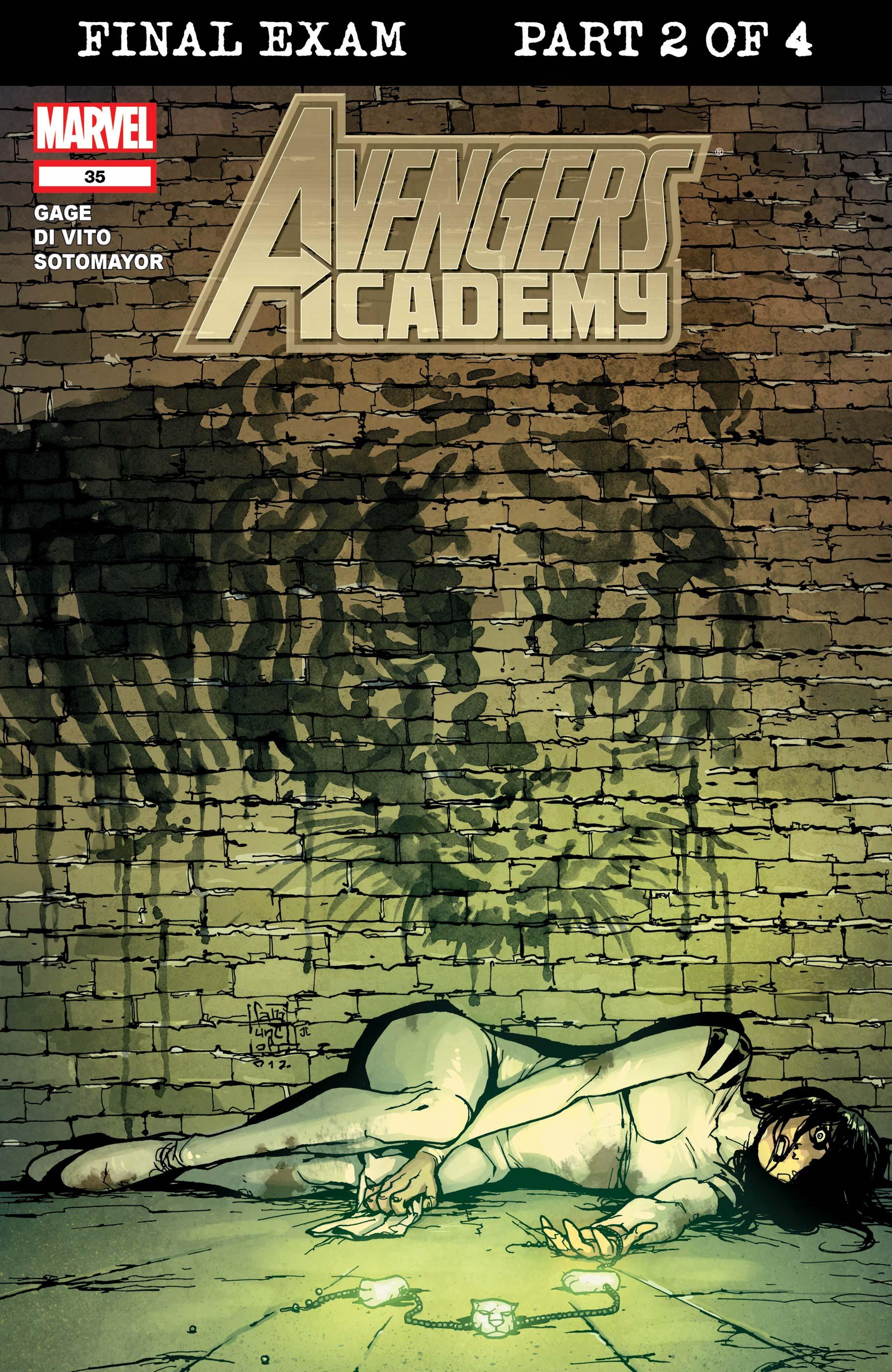 Avengers Academy (2010) #35