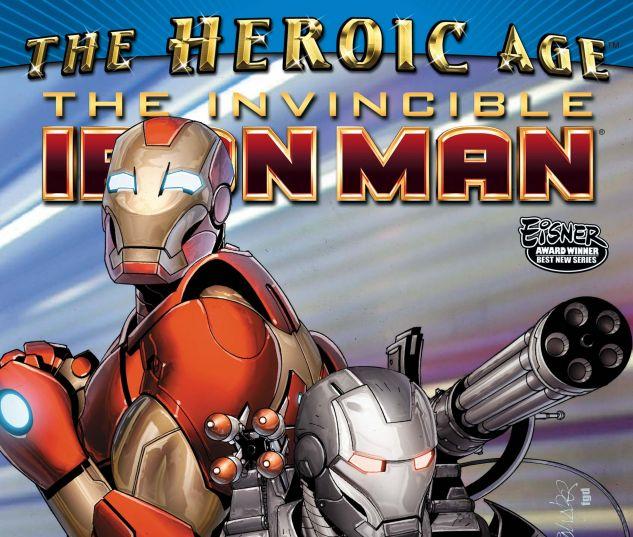 INVINCIBLE IRON MAN (2008) #27