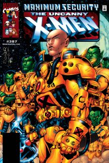 Uncanny X-Men #387