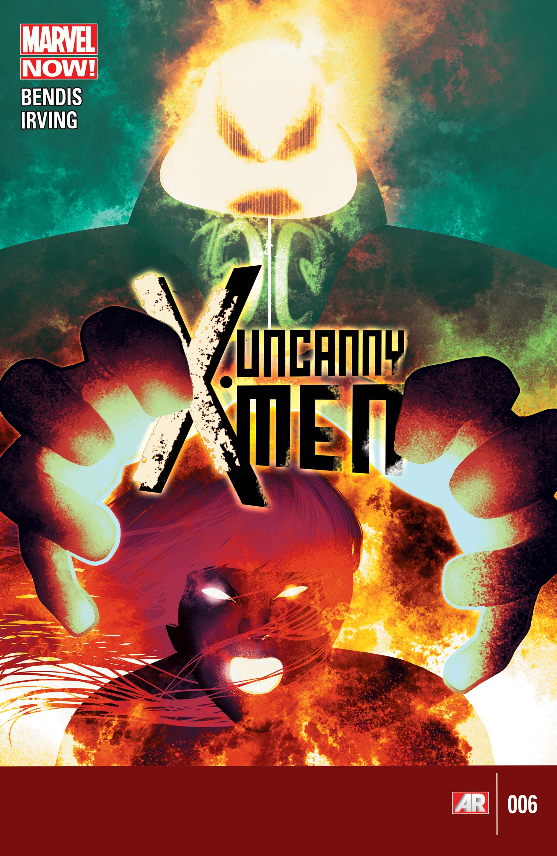 Uncanny X-Men (2013) #6
