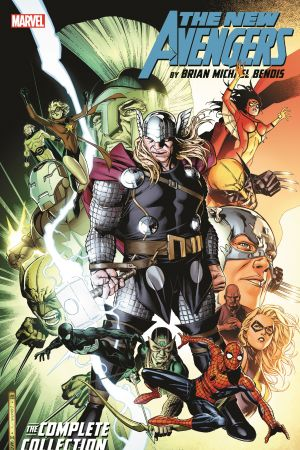 New Avengers by Brian Michael Bendis: The Complete Collection Vol. 5 (Trade Paperback)