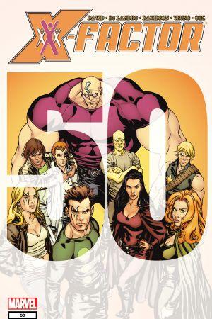 X-Factor (2005) #50