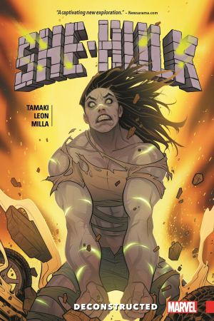 SHE-HULK VOL. 1: DECONSTRUCTED TPB (Trade Paperback)