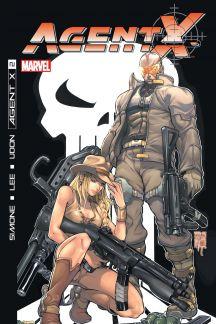 Agent X (2002) #2