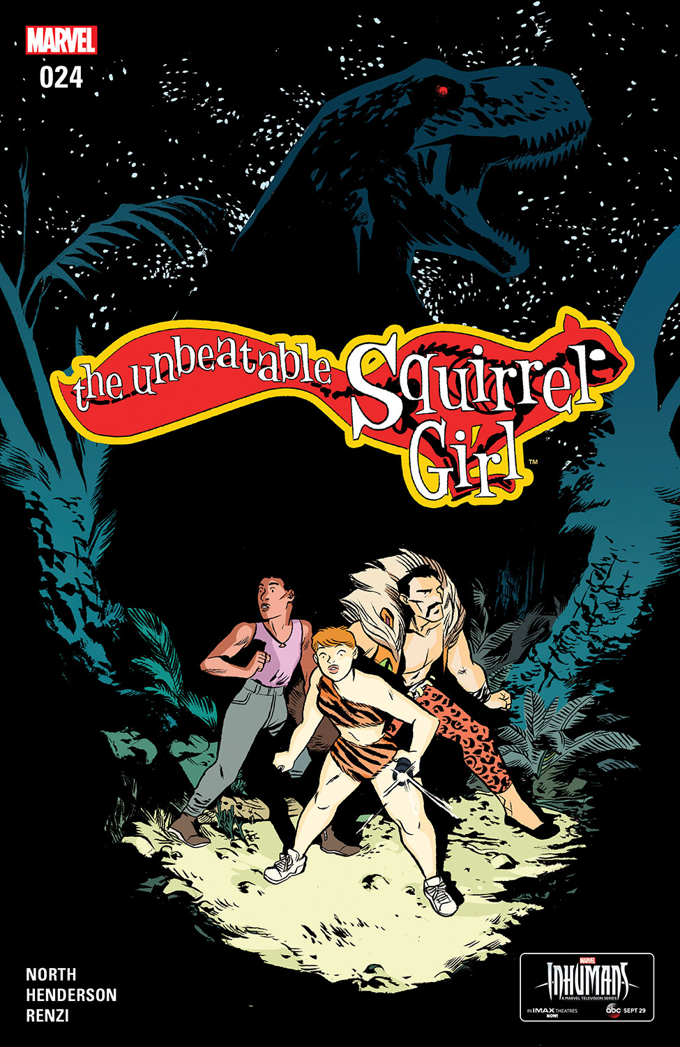 The Unbeatable Squirrel Girl (2015) #24