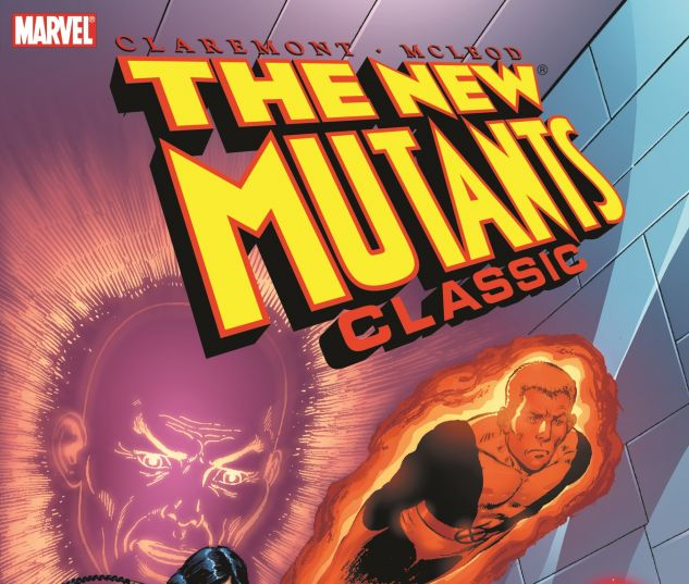 NEW MUTANTS CLASSIC VOL. 1 0 cover