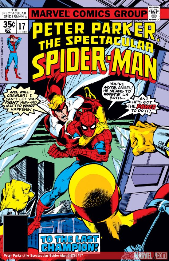 Peter Parker, the Spectacular Spider-Man (1976) #17