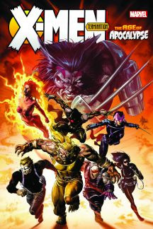 X-Men: Age of Apocalypse - Termination (Trade Paperback)